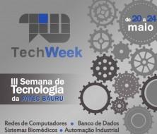 III TechWeek Fatec Bauru