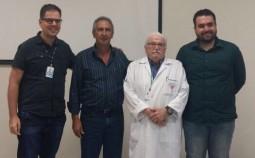 Professor da FATEC BAURU defende mestrado