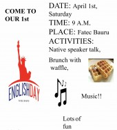English Day 2017