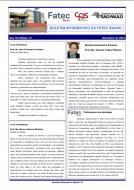 Boletim Informativo da FATEC Bauru