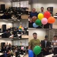 InterFatecs - Maratona de Programação Parabéns as equipes participantes!