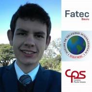 Aluno da FATEC Bauru é um dos selecionados para receber a Bolsas Ibero-Americanas, 2017 – Santander Universidades